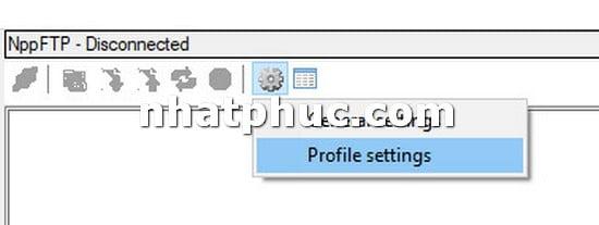 Hướng dẫn chỉnh sửa file trên server bằng Notepad++ và SSH 2