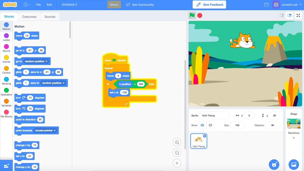 Scratch 3.0 - ngôn ngữ lập trình cho trẻ em 1