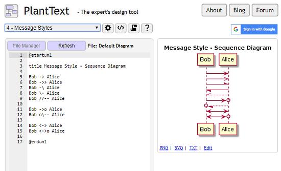Cách vẽ biểu đồ UML bằng năm công cụ online miễn phí 5