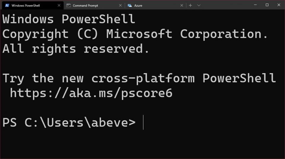 Khám phá Windows Terminal trên Windows 10 4