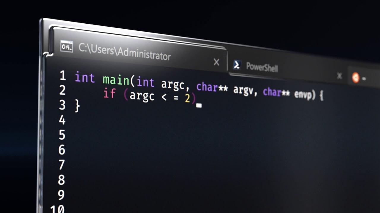 Khám phá Windows Terminal trên Windows 10 1