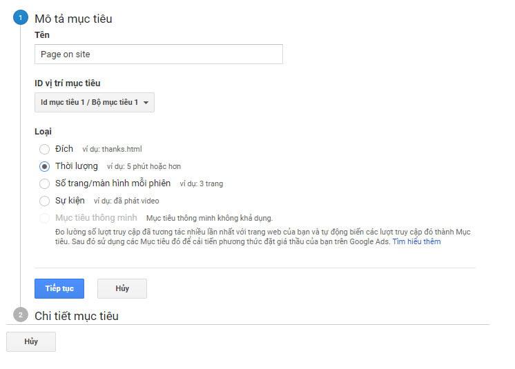 Google Analytics: Hướng dẫn từng bước 9
