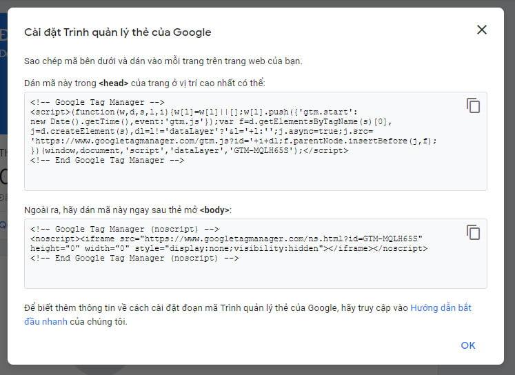 Google Analytics: Hướng dẫn từng bước 2