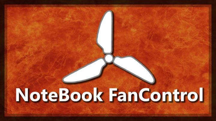 NoteBook FanControl