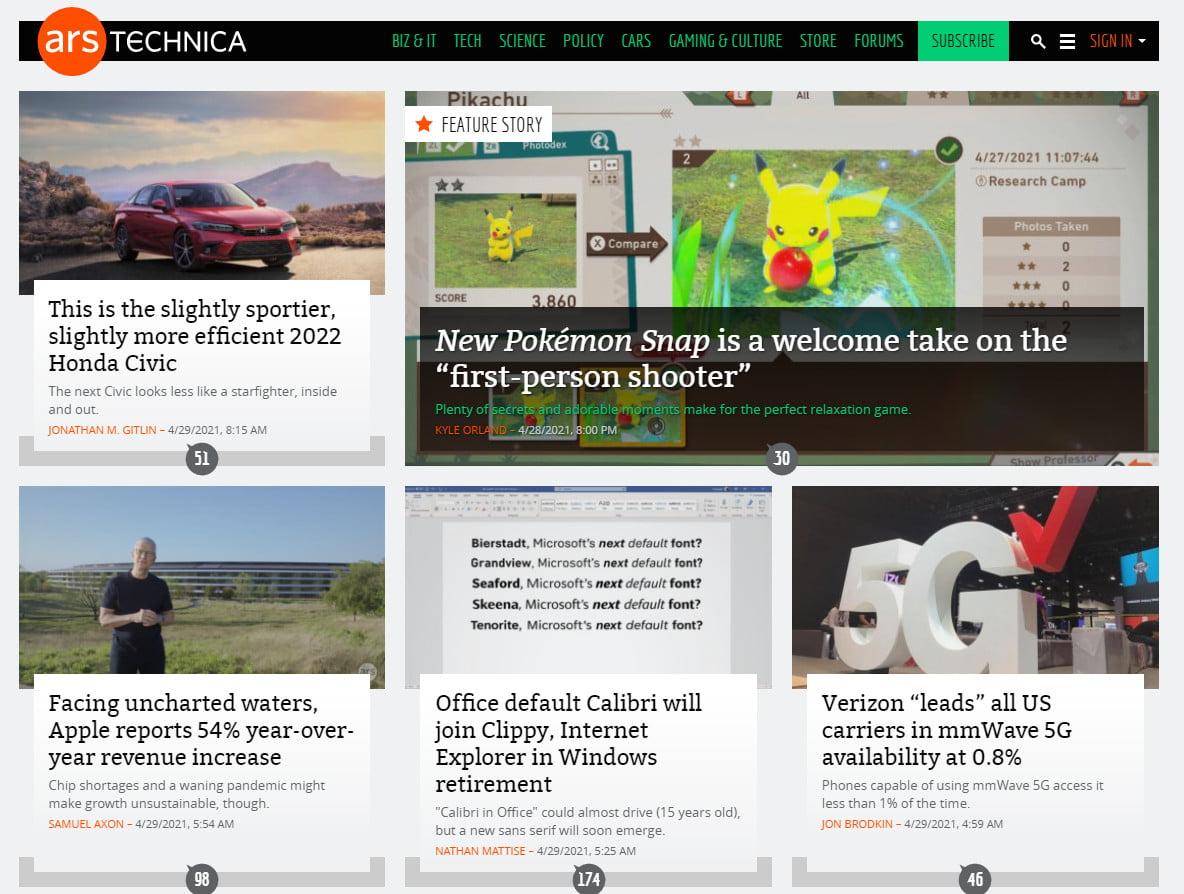 10 trang web công nghệ nước ngoài bạn nên đọc 2