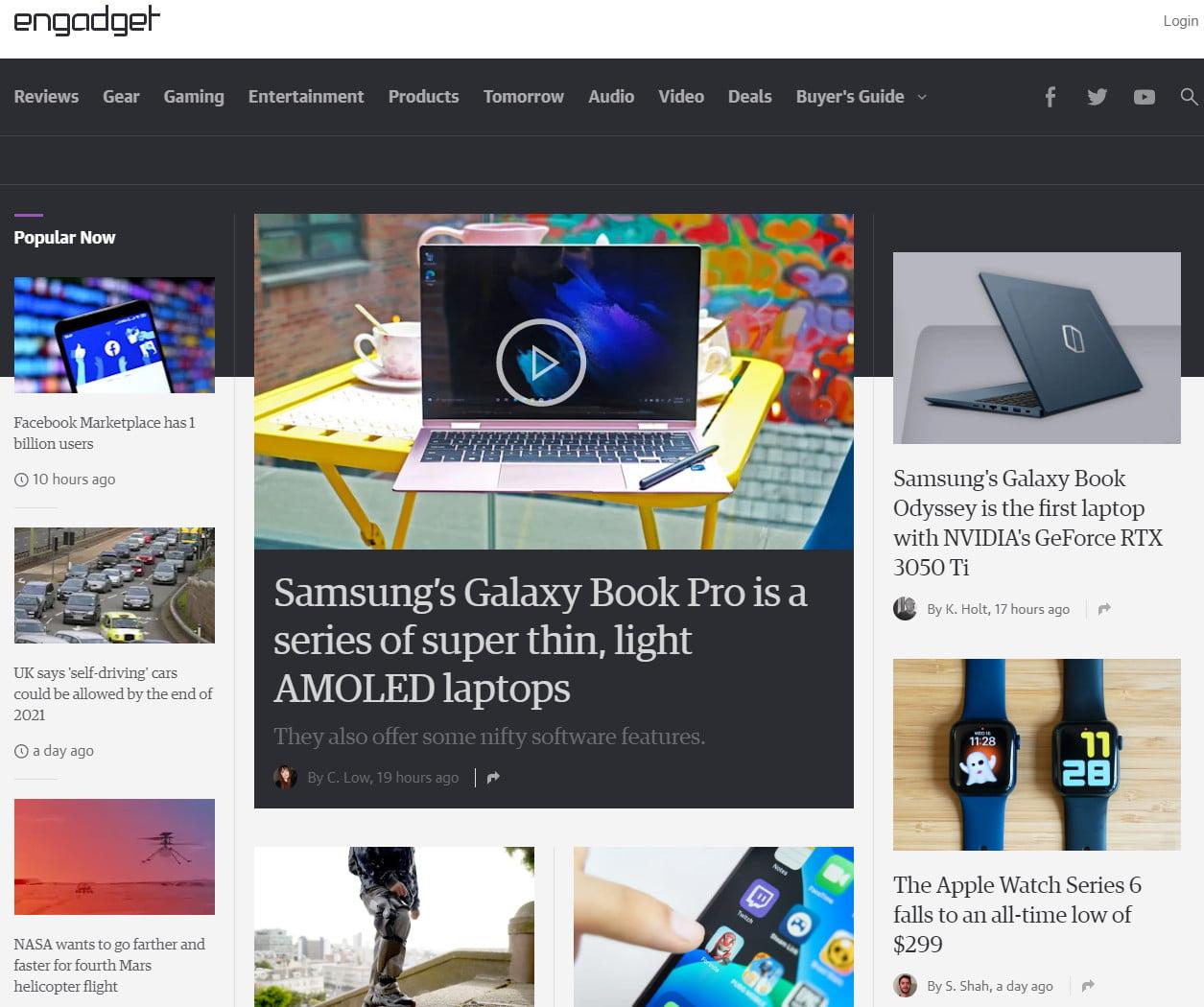 10 trang web công nghệ nước ngoài bạn nên đọc 4