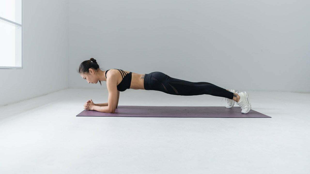 Tập thể dục đủ