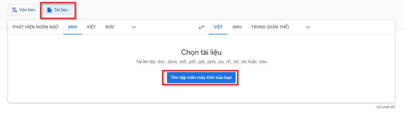 Dịch sách từ tiếng Anh sang tiếng Việt