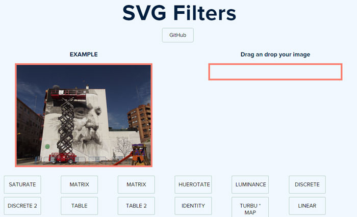 SVG Filters