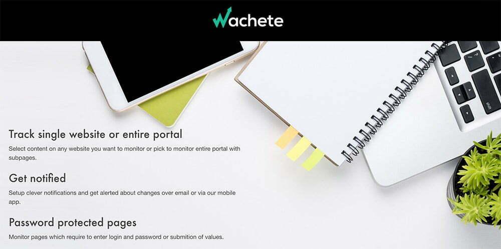 Wachete