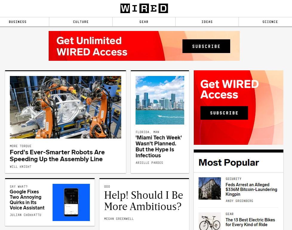 10 trang web công nghệ nước ngoài bạn nên đọc 6