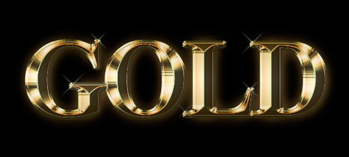 gold-text-effect-photoshop-tutorial