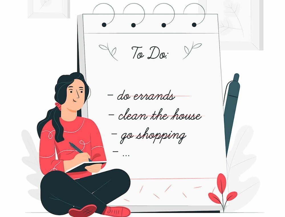 Three Main Tasks