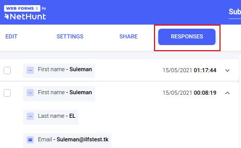 Cách tạo biểu mẫu online không cần đăng ký tài khoản 6