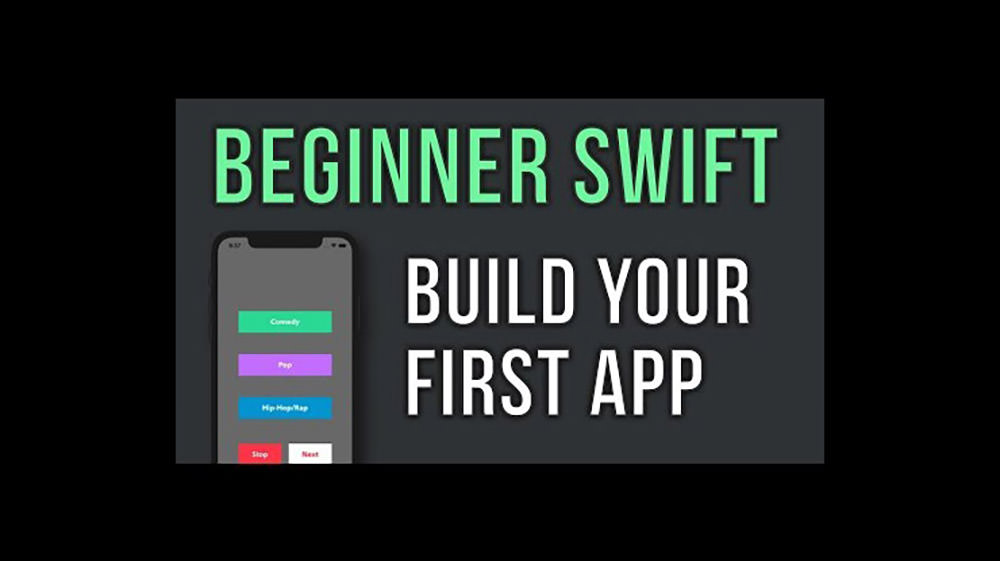 Swift: Build Your First App in 30 minutes