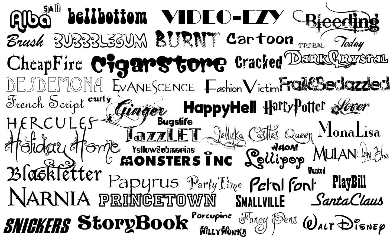40 font chữ Truyện tranh và Hoạt hình miễn phí 1