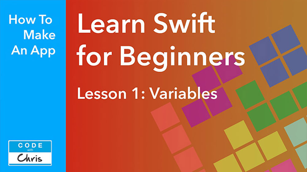 CodeWithChris: Learn Swift