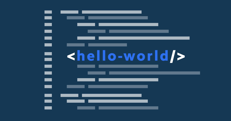 """""""Hello World"""" trong 20 ngôn ngữ lập trình 1"""