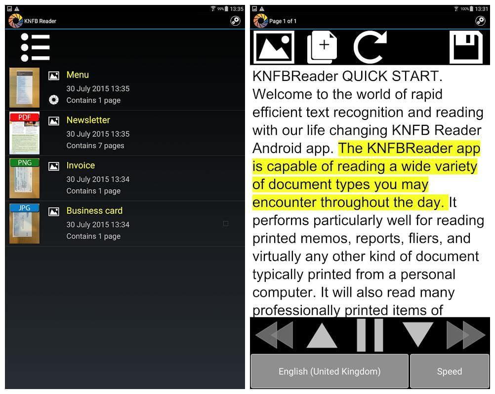 KNFB Reader