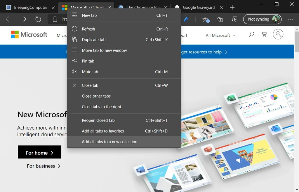 Cách sử dụng Collections trên Microsoft Edge 1