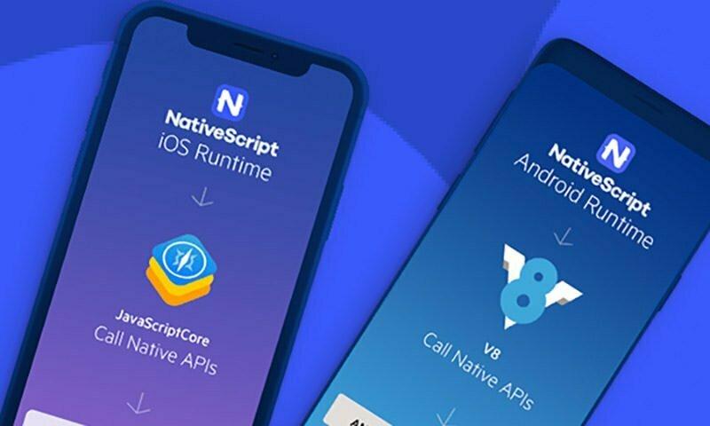NativeScript + Angular