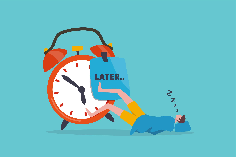 11 bài học dành cho người hay trì hoãn công việc 3