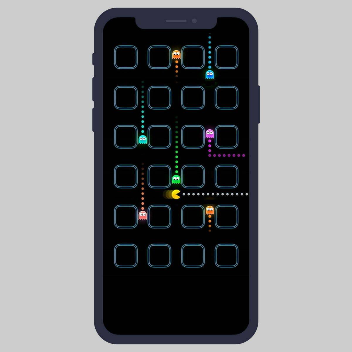 hình nền kệ iphone