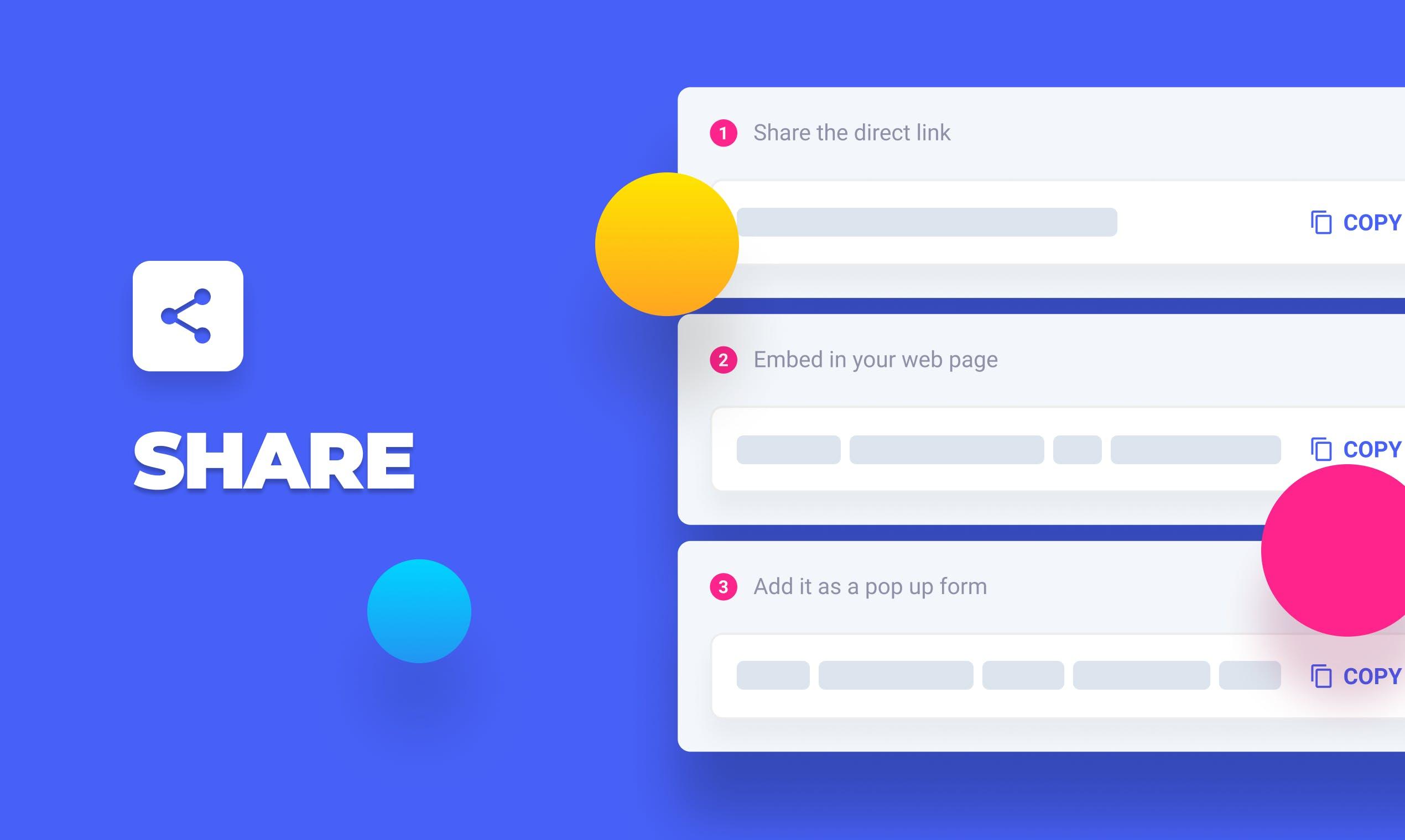 Cách tạo biểu mẫu online không cần đăng ký tài khoản 1