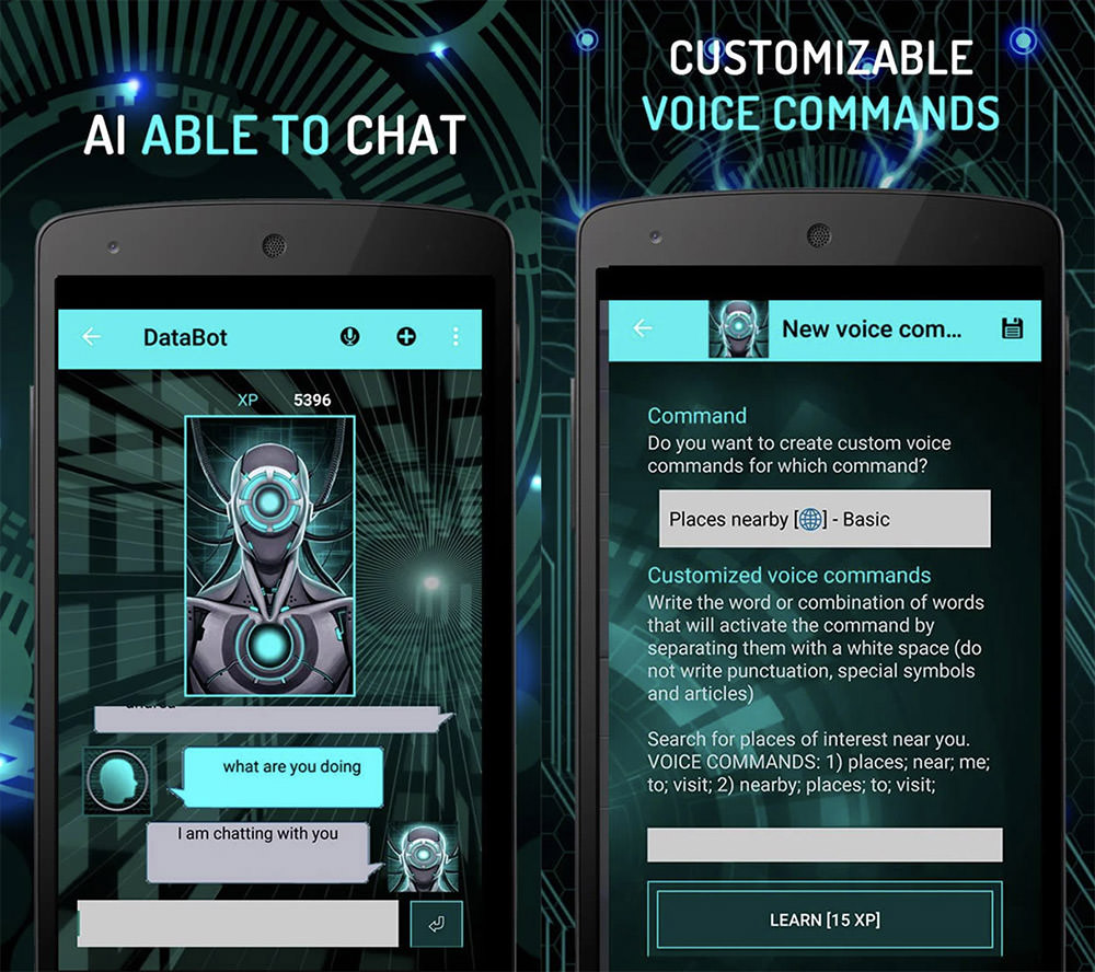 Trợ lý ảo DataBot