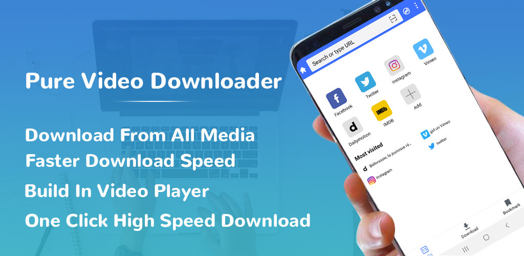 Pure All Video Downloader