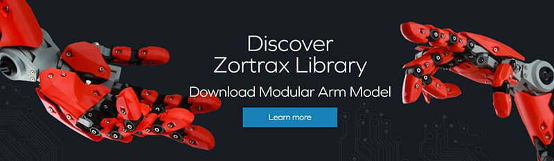 Thư viện Zortrax