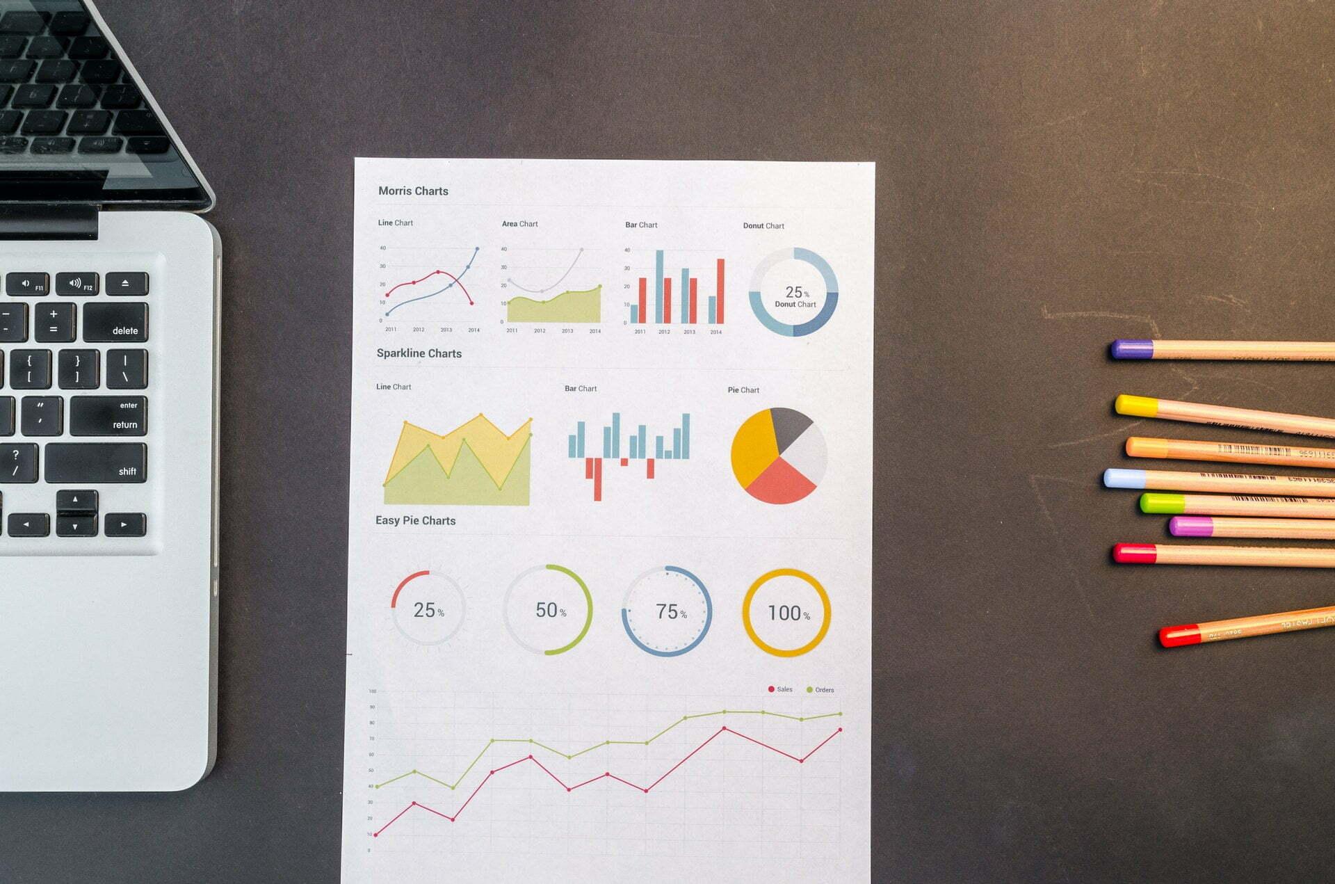ClickCharts: tạo sơ đồ Venn, bản đồ tư duy,... 1