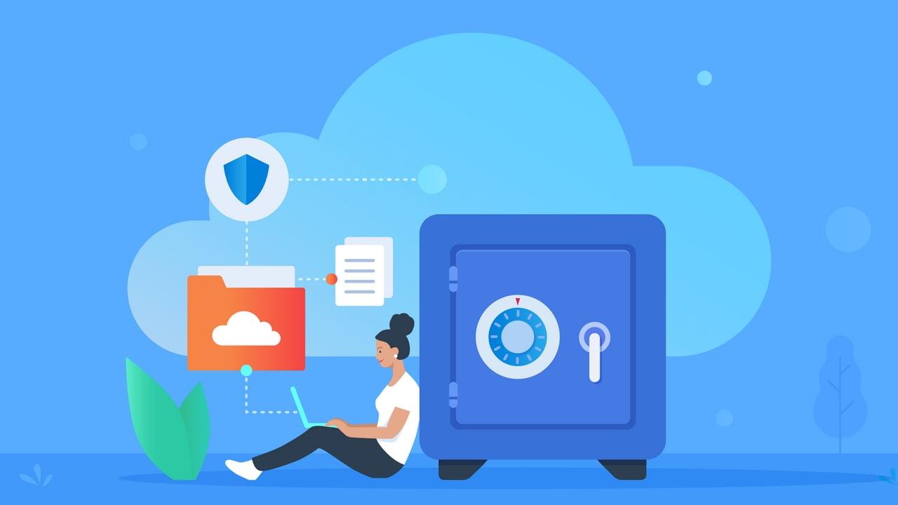 9 giải pháp lưu trữ trực tuyến được mã hóa 1
