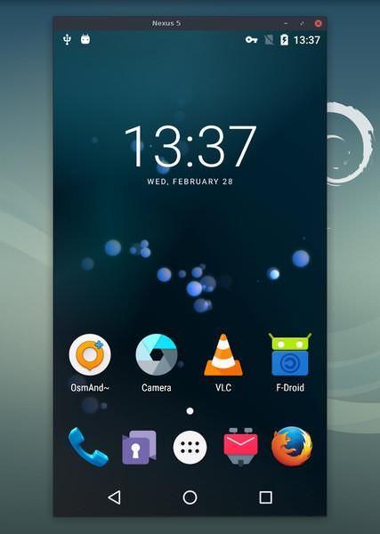 scrcpy - công cụ miễn phí để điều khiển và phản chiếu Android