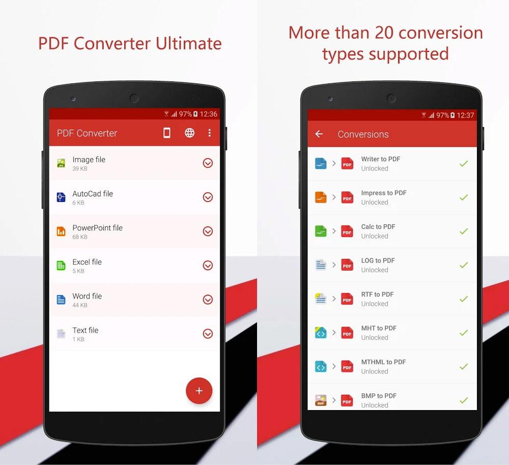 Công cụ chuyển đổi PDF Ultimate