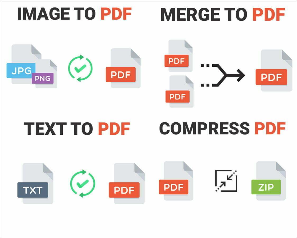 Trình tạo & chỉnh sửa PDF </ h4