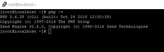 Cách nâng cấp server lên PHP 7.4 1