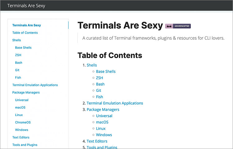 terminal-are-sexy